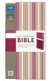 NIV TRIMLINE BIBLE RAZZLEBERRY