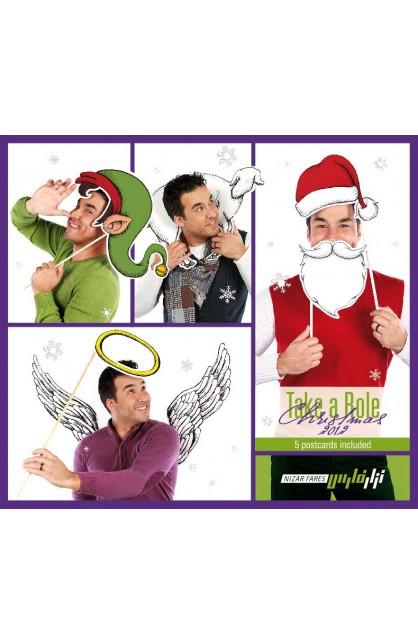 TAKE A ROLE CHRISTMAS 2012 CD