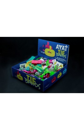 AYAT TIE BANDS   BOX OF 100 PIECES