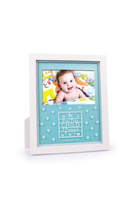FOR THIS CHILD I PRAYED PHOTO FRAME