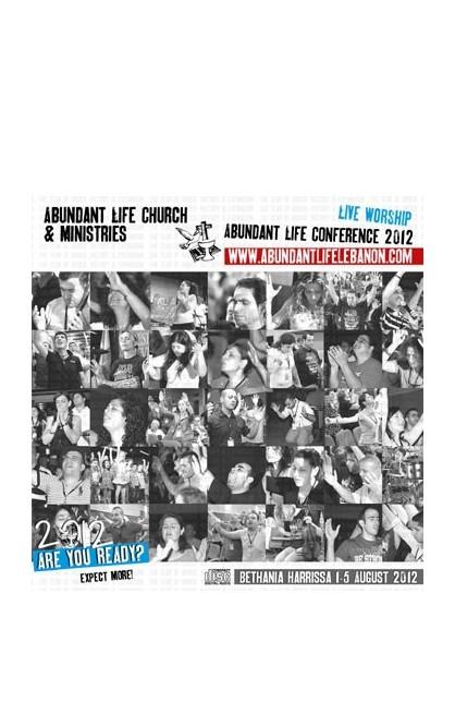 CONF ALC 2012 WORSHIP CD