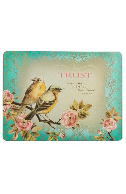 Cut Brd Gls Lg Trust Prov 3:5