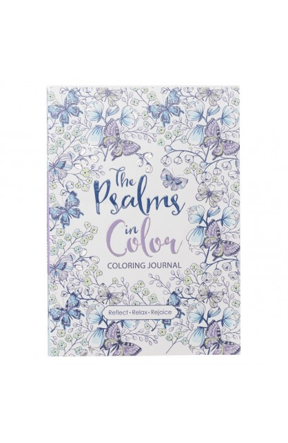 Coloring Journal Psalms in Color