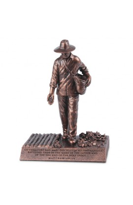 Sculpture Moments of Faith The Sower