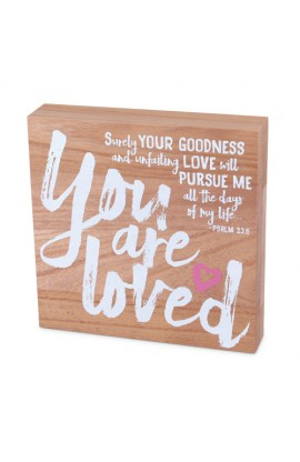 Plaque-Wood-Identity-You Are Loved