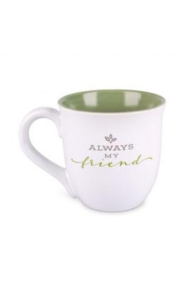 Ceramic Mug-More Scripture Blessings-Friend