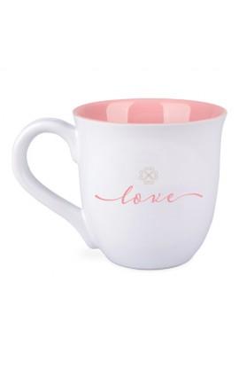 Ceramic Mug-Scripture Blessings-Love