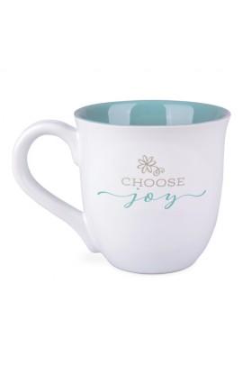 Ceramic Mug-Scripture Blessings-Choose Joy