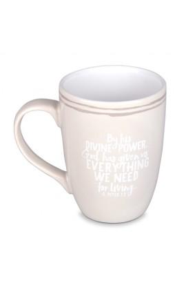 Ceramic Mug-Identity-You Are Enough