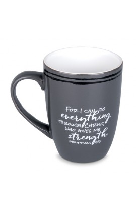 Ceramic Mug-Identity-You Are An Overcomer