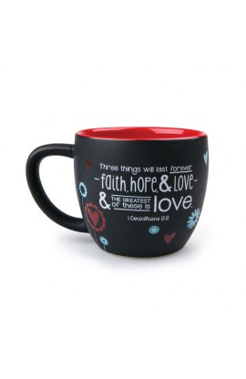 Ceramic Mug-Joy Blossoms-Love