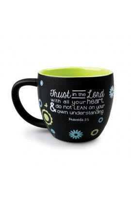 Ceramic Mug-Joy Blossoms-Trust