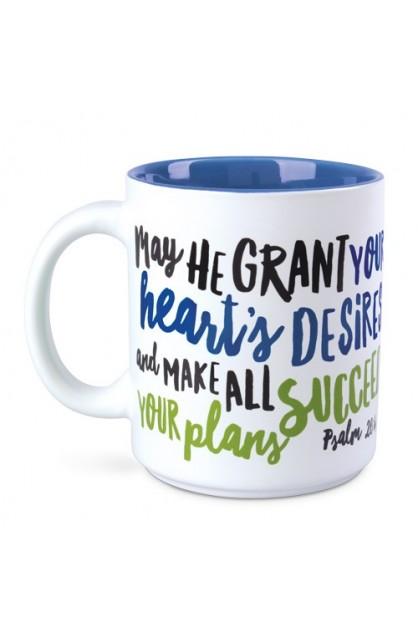 Ceramic Mug-Graduate Success-White