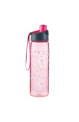 Water Bottle Plastic Do All Things in Love