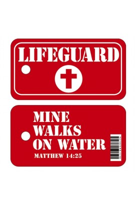 LIFEGUARD NOVELTY PLASTIC