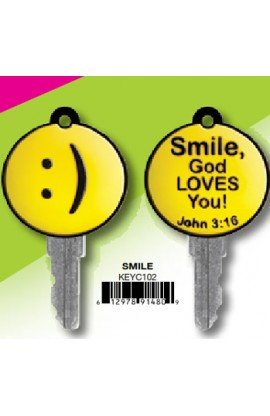Smile Key Cover