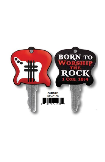 Guitar Key Cover