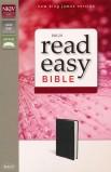 NKJV READ EASY LARGE PRINT BIBLE BLACK