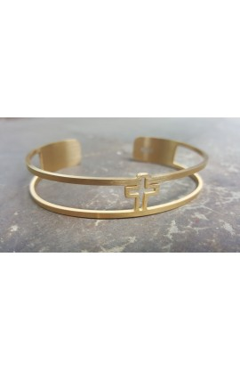 CROSS GOLD BANGLE