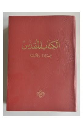 ARABIC GNA STUDY BIBLE VINYL - قراءة رعائية