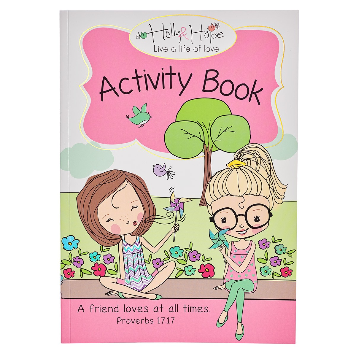 Activity Book Holly & Hope AYAT Online