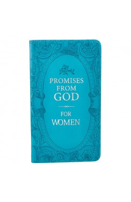 Promises from God for Women LuxLeather Edition