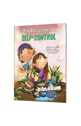 Bible Lessons Self Control BibleGum