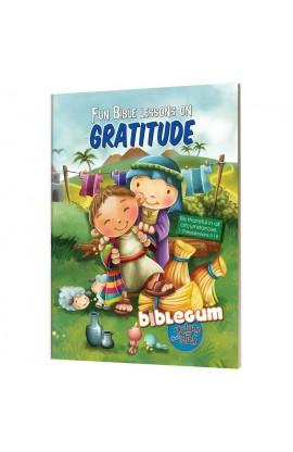 Bible Lessons Gratitude BibleGum