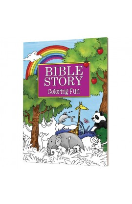 Bible Story Coloring Fun