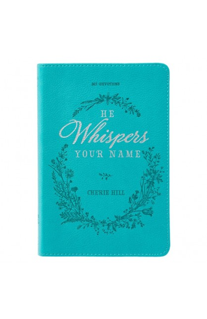 GB LL He Whispers Your Name Turquoise