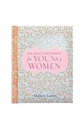 One Minute Devotions for Young Women HC