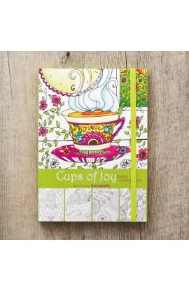 Coloring Book Pocket Cups of Joy