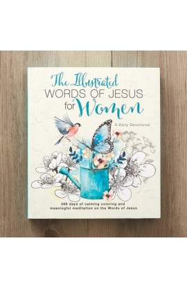 Illustrated Words Jesus for Women