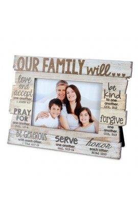 Frame-MDF-Stacked Wood-Family