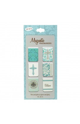 Believe Set of 6 Small Magnetic Pagemarkers