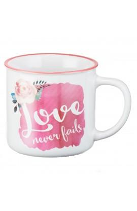 Mug Love Never Fails