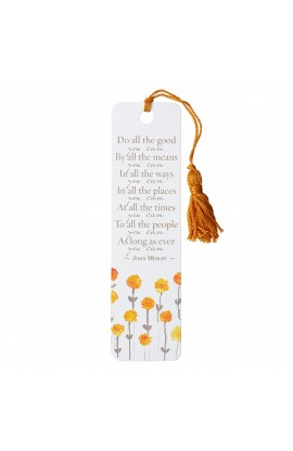 Bkmk Tassel Do All the Good You Can