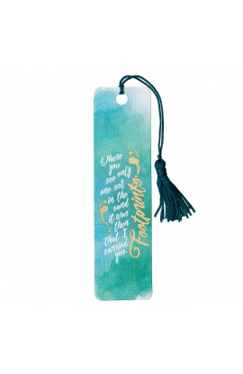 Bkmk Tassel Footprints