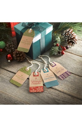 Gift Tag Set Christmas