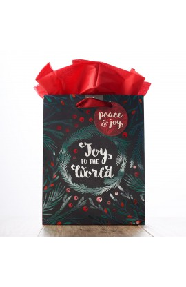 Gift Bag Med Joy to the World