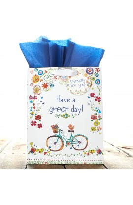 Gift Bag Md Have a Great Day Mk 10:27