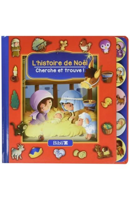 L'HISTOIRE DE NOEL CHERCHE ET TROUVE