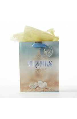 Gift Bag Md Mr & Mrs