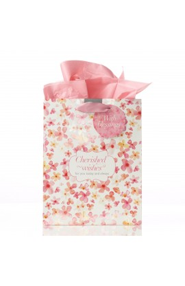 Gift Bag Md Cherished Wishes For You