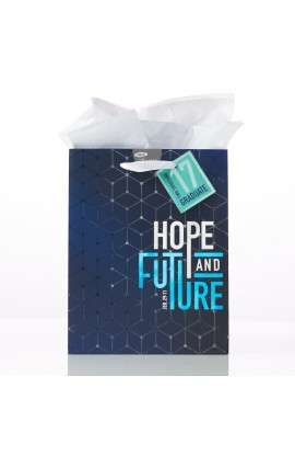 Gift Bag Md Hope & Future Jer 29:11