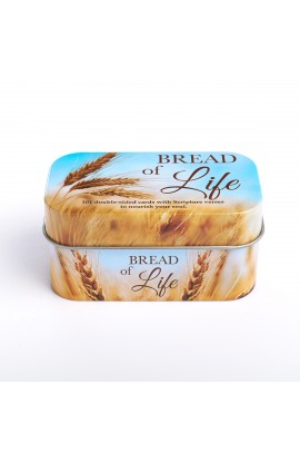 101 Promise Cards in Tin Bread of Life