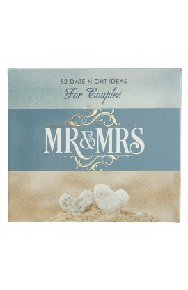 Boxed Cards Mr & Mrs