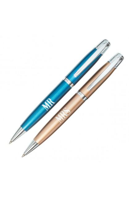 Pen Set Mr & Mrs