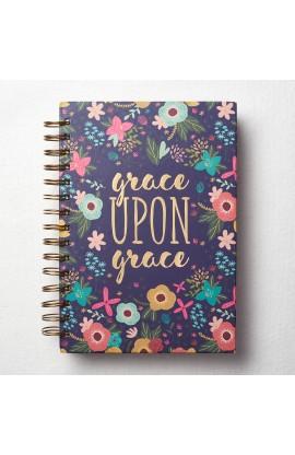 Jnl Wrbnd Lg Grace upon Grace