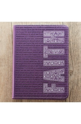 Purple Faith Flexcover Journal